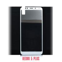 Стекло Redmi 5 Plus white