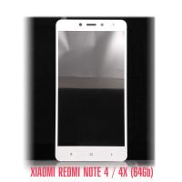 Стекло Redmi Note 4 white