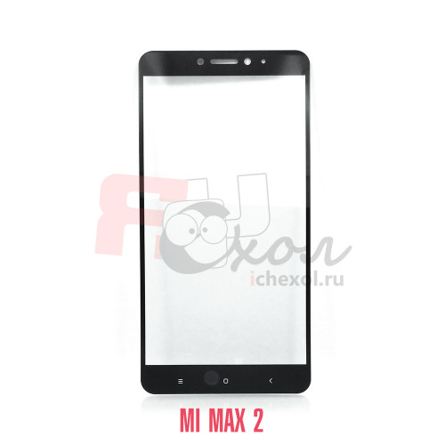 Xiaomi  Mi Max 2 полное покрытие 3D-стекло для цвет рамки - черный