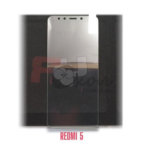 """Стекло для Xiaomi  Redmi 5  5,7"""" дюйма неполноразмерное с олеофобным покрытием"""