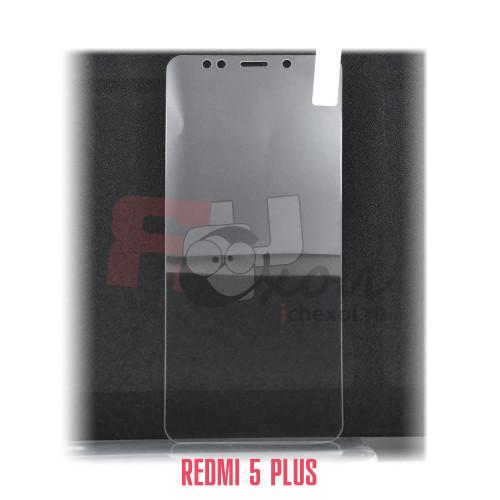 """Стекло для Xiaomi  Redmi 5 Plus 5,99"""" дюйма неполноразмерное с олеофобным покрытием"""
