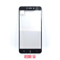 Стекло Redmi 5A black
