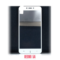 Стекло Redmi 5A white