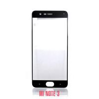 Стекло Mi Note 3 black