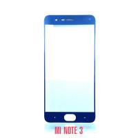 Стекло Mi Note 3 blue