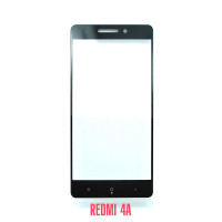 Стекло Redmi 4A black