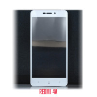 Стекло Redmi 4A white