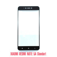 Стекло Redmi Note 5A standart black