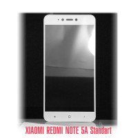 Стекло Redmi Note 5A standart white