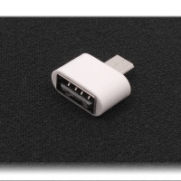 Адаптер OTG microUSB - USB 2.0 переходник