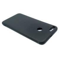 Чехол для Xiaomi Mi 5X / Mi A1 из ТПУ матовый черный