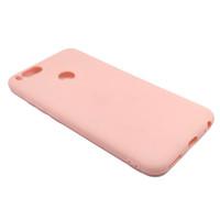Чехол для Xiaomi Mi 5X / Mi A1 из ТПУ матовый розовый