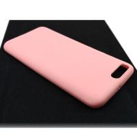 Чехол для Mi 6 из ТПУ тонкий матовый розовый