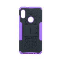 Redmi Note 5 противоударный фиолетовый