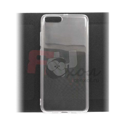 Чехол для Xiaomi Mi Note 3 силиконовый прозрачный