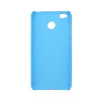 Чехол-накладка для Xiaomi Redmi 4X  из прорезиненного пластика голубая