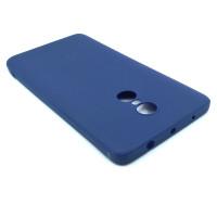 Чехол для Xiaomi Redmi Note 4  ZNP из ТПУ синий