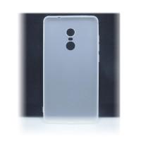 Чехол для Xiaomi Redmi Note 4X  ZNP из ТПУ белый