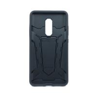 Чехол для Xiaomi Redmi Note 4X из ТПУ и пластика Ironman (Железный человек) черный