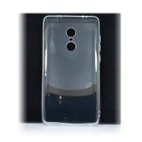 Чехол для Xiaomi Redmi Note 4X  из прозрачного силикона