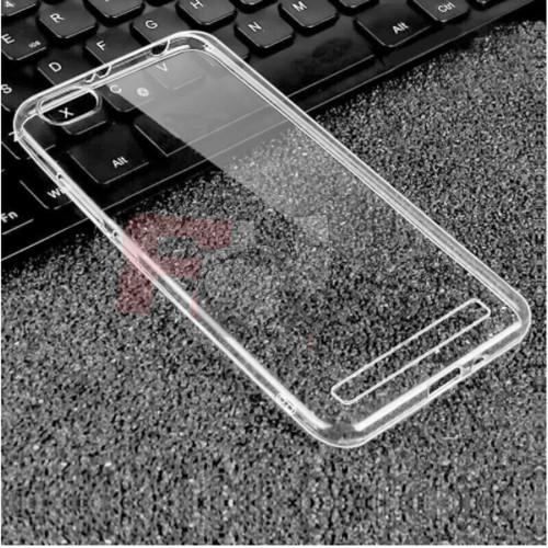 Чехол для Xiaomi Redmi 4A  из прозрачного силикона