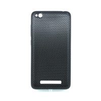 Redmi 4A  (ТПУ) карбон черный