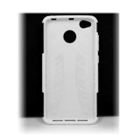Чехол для Xiaomi Redmi 4X из ТПУ и пластика противоударный белый