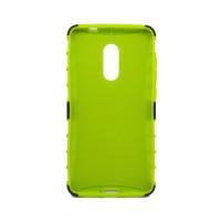 Чехол для Xiaomi Redmi Note 4X из ТПУ и пластика противоударный Panzer зеленый