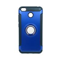 Redmi 4X с кольцом синий