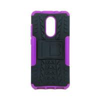 Redmi 5 противоударный фиолетовый
