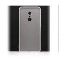 Чехол для Xiaomi Redmi 5 из ТПУ-резины матовый белый