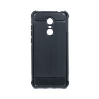 Чехол для Xiaomi Redmi 5 Plus из ТПУ-резины антишок черный