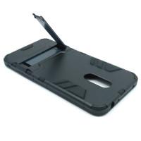 Чехол для Xiaomi Redmi 5 Plus из ТПУ и пластика Ironman2 (Железный человек) черный