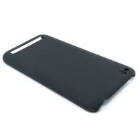 Чехол-накладка для Xiaomi Redmi 5A из прорезиненного пластика черная