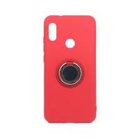 Redmi 6 Pro / Mi A2 lite с кольцом красный
