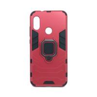 Redmi 6 Pro / Mi A2 lite гибридный с кольцом красный