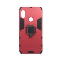Redmi Note 5 гибридный с кольцом красный