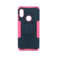 Redmi Note 5 противоударный розовый