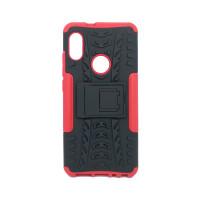 Redmi Note 5 противоударный красный