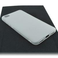 Чехол для Xiaomi Redmi Note 5A Standart из ТПУ-резины матовый белый