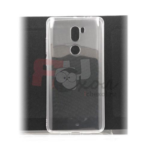 Чехол для Xiaomi Mi 5s Plus из силикона прозрачный