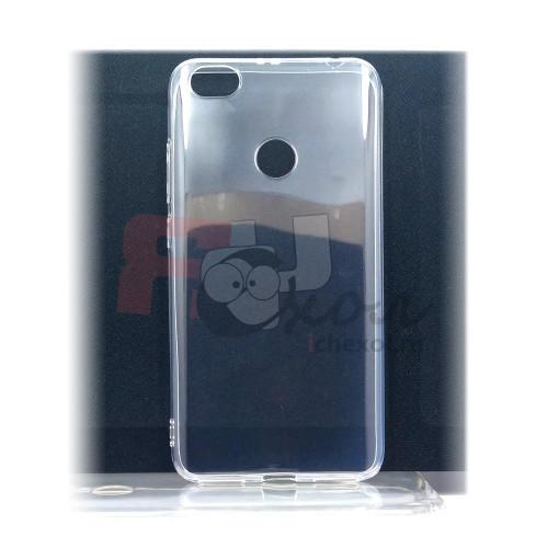 Чехол для Xiaomi Redmi Note 5A Prime из силикона прозрачный